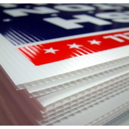 Coroplast Board Printing